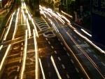 Streetlights in Tokyo