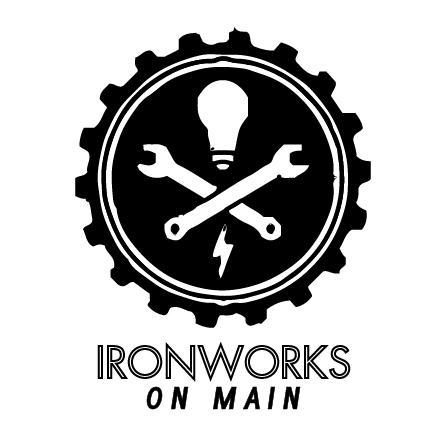 Ironworks - Mock Logo