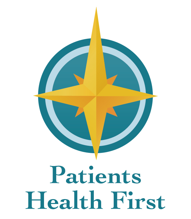 Patients Health First - Mock Logo